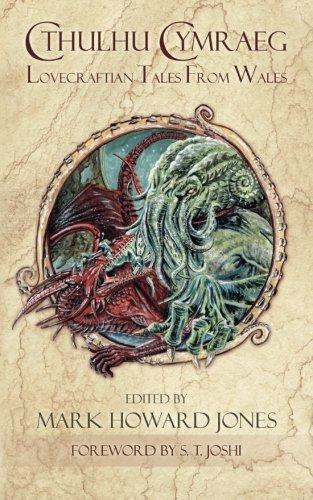book cover of Cthulhu Cymraeg