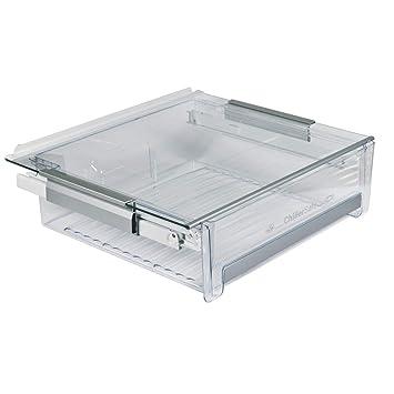 Schublade Fach mit Glasscheibe Kühlschrank ORIGINAL Bosch Siemens 00685002