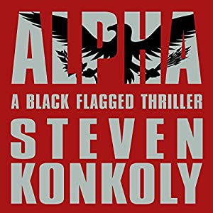 Black Flagged Audiobook