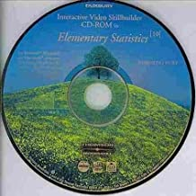Interactive Video Skillbuilder CD-ROM for Johnson/Kuby's Elementary Statistics, 10th