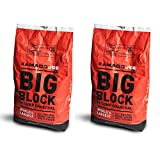 Kamado Joe All-Natural Big Block XL Lump Charcoal, 20 Lb (2 Pack)