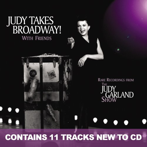 UPC 795041769329, Judy Takes Broadway! . With Friends
