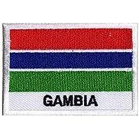 Nagapatches Parche Bandera Gambia