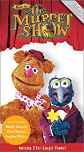 Amazon.com: Best of the Muppet Show - Mark Hamill / Paul ...The Muppet Movie Vhs Amazon
