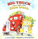 img - for Big Truck and Little Truck (hc) book / textbook / text book