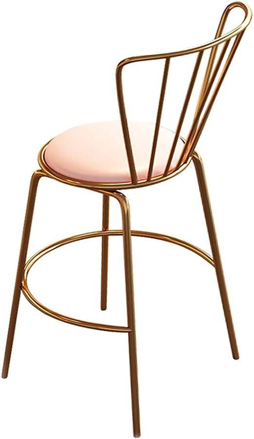 Muebles de sala Taburete Taburete Silla con respaldo de silla ...