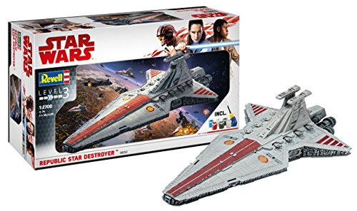 Revell 06053, Republic Star Destroyer, 1:2700 Scale Plastic Model