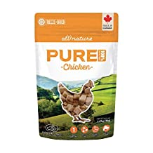 ALL NATURE Freeze Dried Pure 100% CHICKEN Treats 70g