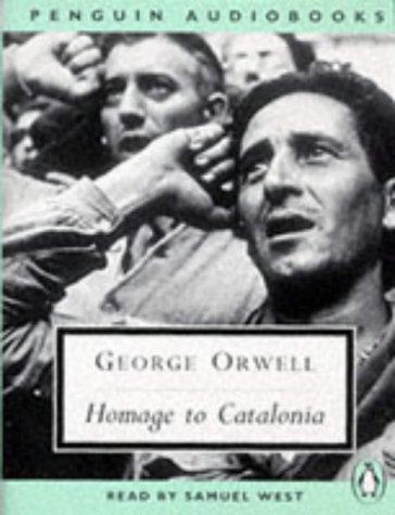 Homage to Catalonia (Classic, 20th-Century, Audio) (Orwells Cassette)