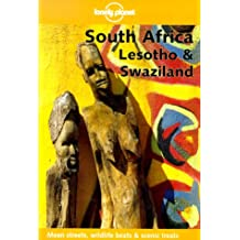 Lonely Planet South Africa, Lesotho & Swaziland 4th Ed.: 4th Edition