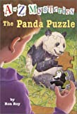 The Panda Puzzle (A to Z Mysteries (Pb))