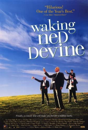 Image result for waking ned divine poster