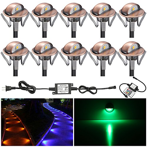 Multi Color Outdoor Led Lighting Kit - 7