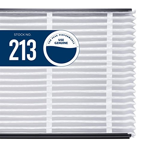 Aprilaire 213 A4 Filter for Air Purifier Models 1210, 2210, 3210, 4200, Space-Gard 2200 (Pack of 4) by Aprilaire (Image #1)
