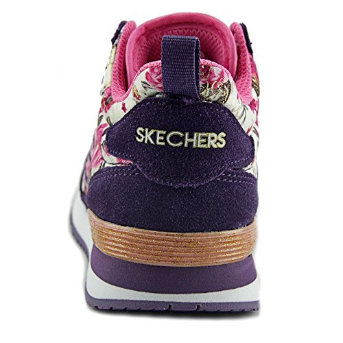 SKECHERS KIDS Womens Retrospect 84210L (Little Kid/Big Kid)