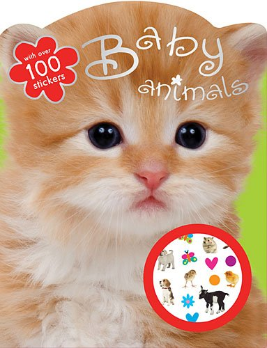 baby animals coloring book - 2