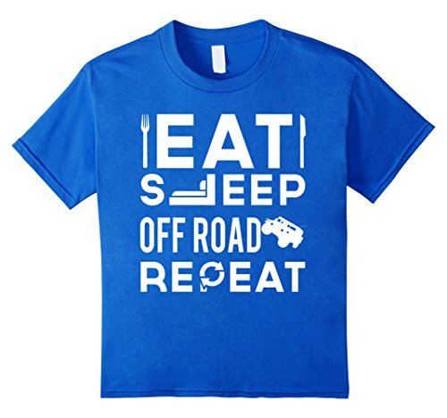 Eat-Sleep-Offroad-Repeat-T-Shirt