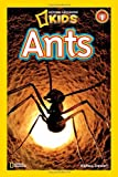 National Geographic Readers - Ants, Melissa Stewart, 1426306091
