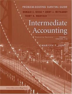 Intermediate accounting 12th edition donald e kieso jerry j intermediate accounting problem solving survival guide fandeluxe