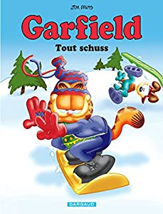 """Afficher """"Garfield n° 36<br /> Tout schuss"""""""