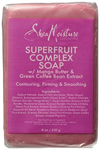 Price comparison product image SheaMoisture SuperFruit Complex Soap - 8 oz