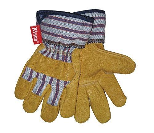 Grain Pigskin Palm Glove