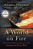 A World on Fire: Britain's Crucial Role in the American Civil War by Amanda Foreman (12-Jun-2012) Paperback
