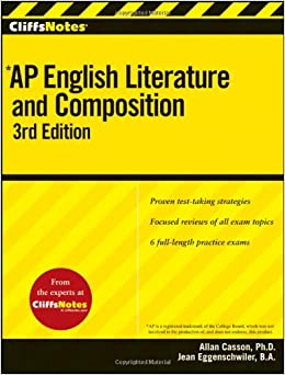 Book CliffsNotes AP English Literature and Composition, 3rd Edition (Cliffs AP)