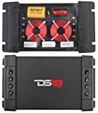 DS18 PRO-CFX Two-Way Passive Crossover 300W Car Audio Tweeter Mid Range Speaker (2 Pack)
