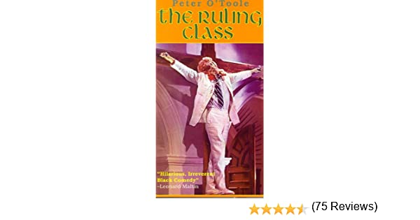 The Ruling Class [USA] [VHS]: Amazon.es: Peter OToole, Alastair ...