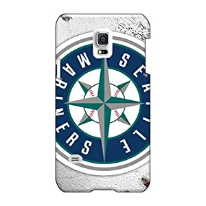 Samsung Galaxy S5 Mini HUr1224lysh Support Personal Customs Fashion Seattle Mariners Series Anti-Scratch Hard Phone Cases -top10cases