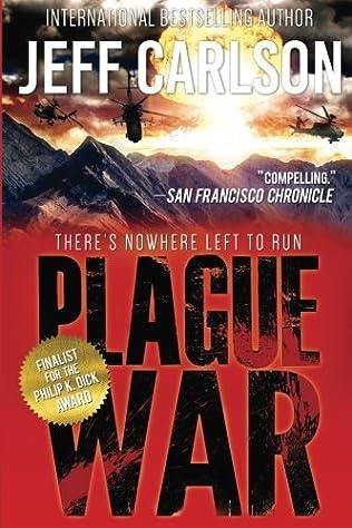 book cover of Plague War
