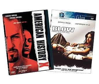 Amazon.com: American History X & Blow: Edward Norton, Edward ...