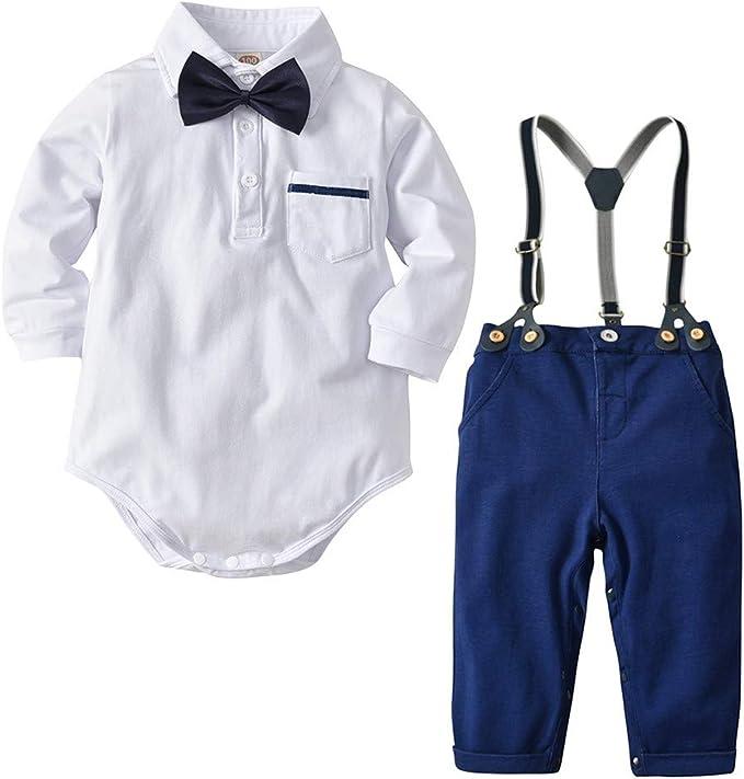 Allence Sommer Baby Jungen Mode Kleidung Shorts Sets Cartoon Tier Printed Sleeveless Weste Top Shorts Hosen L/ässige Outfits Kleidung