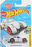 2018 Hot Wheels Magnus Walker Urban Outlaw Legends of Speed 2/10 - Volkswagen Kafer Racer (White)