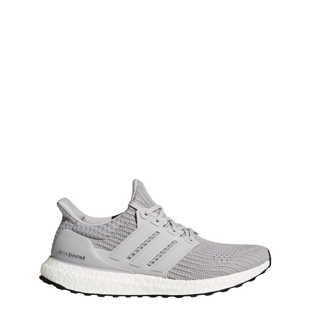 adidas Men's Ultra Boost Road Running Shoe (Grey, 5)