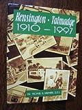 Kensington-Talmadge, 1910-1997, Thomas H. Baumann, 1880663686
