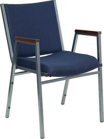 Flash Furniture XU-60154-NVY-GG Hercules Series 3-Inch Thick
