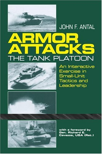 Armor Attacks: The Tank Platoon - An Interactive Exercise in Small-Unit Tactics and - Card Avalon Shop