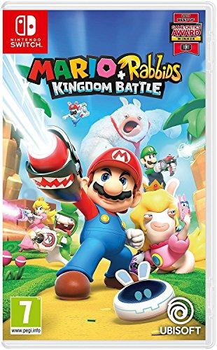 Mario   Rabbids Kingdom Battle  Nintendo Switch  Uk Import