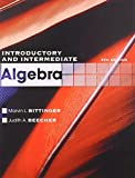 Introductory and Intermediate Algebra with MathXL 4th Edition