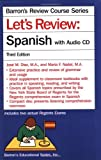 Let's Review Spanish with Audio CD (Let's Review Series)