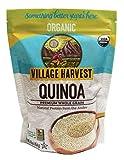 Village Harvest Organic Quinoa, Premium Whole Grain - 16 oz