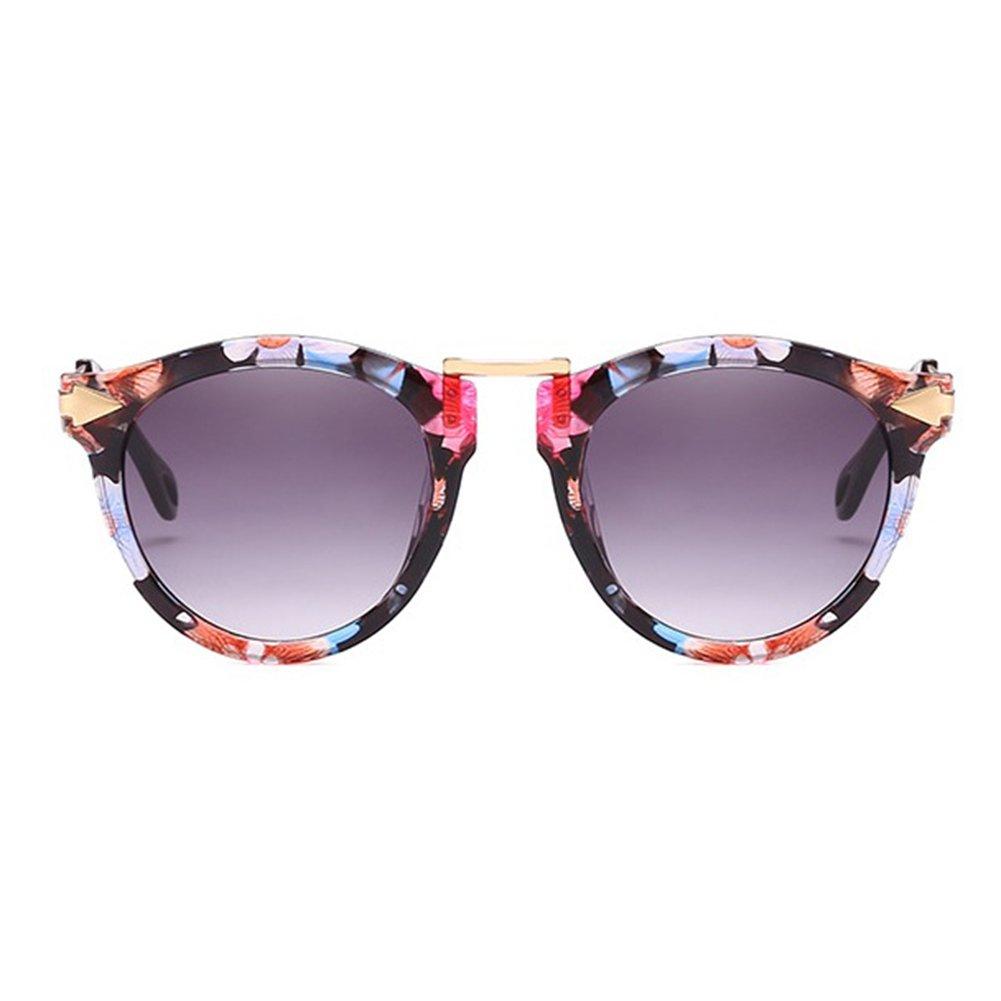 LanLan gafafs de Moda de 2018, Tipo de Gafas, Gafas de Novedad, Gafas de Sol con Estilo Color-Film, Gafas de Sol Reflectantes, Gafas de Viajar para el Aire ...