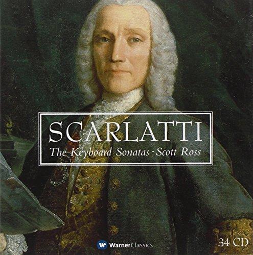 Scarlatti: The Keyboard Sonatas ()