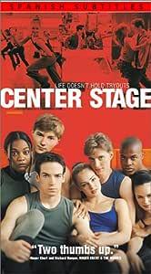 Amazon.com: Center Stage [VHS]: Amanda Schull, Zoe Saldana