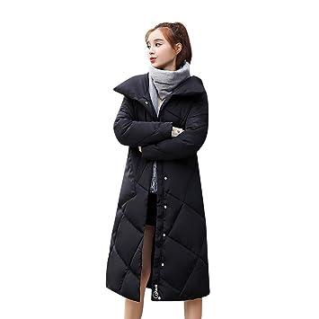 Mujer y Niña Abrigo Invierno fashion fiesta,Sonnena ❤ Abrigos de invierno de mujer Abrigo de botón suelto Chaquetas acolchadas largas Abrigos de ...