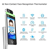 Wi-Fi Non-Contact Face Recognition Temperature