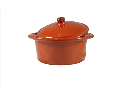 Ceramica Hnos. Valdearcos Martos Sa - Cocotte c/ tapa barro ...