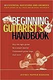 Beginning Guitarist's Handbook, , 1890490458